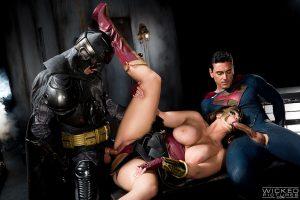 ดูหนังโป๊ porn Batman v. Superman XXX เสียบไม่ยุบซุปเปอร์ฮีโร่