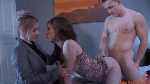ดูหนังโป๊ porn Anya Olsen แม่บังคับเสียว Ashley Fires