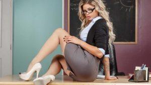 ดูหนังโป๊ออนไลน์ฟรี Jessa Rhodes จารย์แตกเดี๋ยวแจกเอ Brazzers หนังโป๊ Av