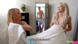 ดูหนังโป๊ออนไลน์ BrattySIS – Promiscuous Sisters จิมมี่พุ่งหลาวน้องสาวขี้เล่นหนังโป๊ใหม่ คลิปหลุดดารานางแบบ